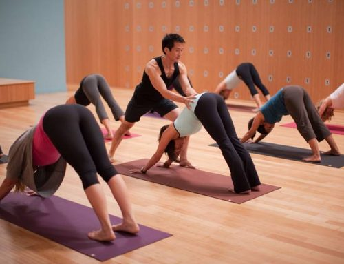 How yoga trainers helps to make asanas effective