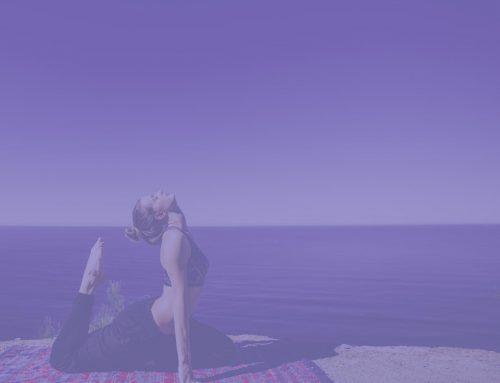 Rehab Yoga – Posture & Props Specialist